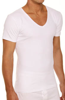 Papi Core Support V-neck T-Shirt