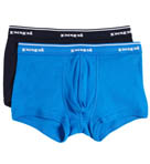 Pure Cotton Brazilian Trunks - 2 Pack