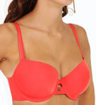 Parisa Fe Body Veil T-Shirt Bra PT1027