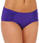 Parisa Body Veil Shirred Bikini Panty PB0119