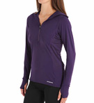 Patagonia Trail Running All Weather Zip-Neck Hoody 24207