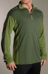 Merino 3 Classic Zip Neck
