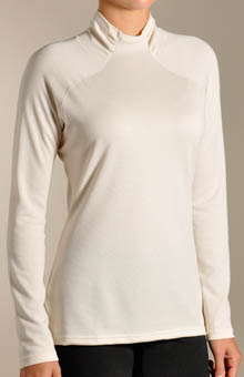 Capilene 3 Mock Neck Tee