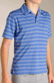 Boys Squeaky Clean Polo Shirt