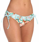 Sunamee Printed Side Tie Swim Bottom Image