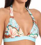 Boucau Printed Halter Swim Top Image