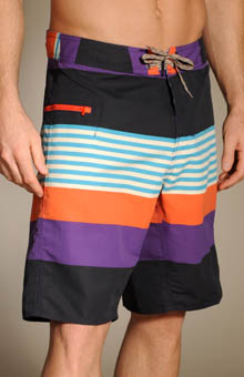 Fitz Stripe Waverfarer Boardshort