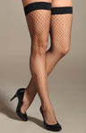 Philippe Matignon Thigh High Fishnets M111527