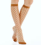 Philippe Matignon Knee High Fishnet M111554