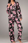 All About Love Floral PJ Set