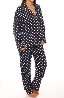 Dottie Flannel PJ Set