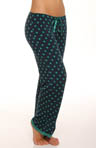 Emerald City Dot PJ Pant