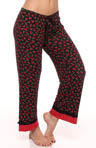 PJ Salvage Cherry Cherry Pant JCHECP