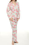 PJ Salvage Playful Apples Print PJ Set KPLAPJ1