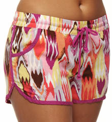PJ Salvage Ideal Ikat Short LIDES