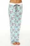 Floral Skully Pajama Pant
