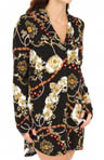 PJ Salvage Jewel Scarf Print Sleepshirt MHJEWNS
