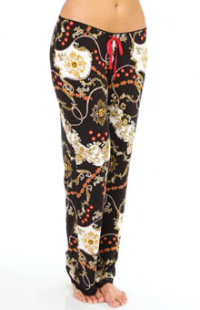 PJ Salvage Jewel Scarf Pant
