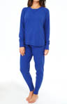 PJ Salvage Winter Cool Ski Jammie Set MHSKI