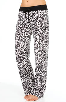 PJ Salvage Winter Cool Leopard Pant