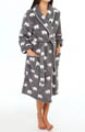 PJ Salvage Printed Elephant Robe MPRIR4