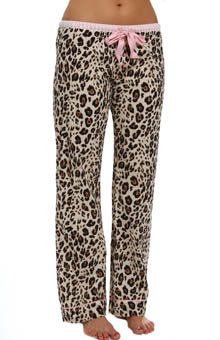 PJ Salvage Giftables Leopard Pant NGIFP2