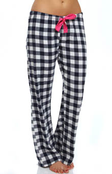 PJ Salvage Queen of Hearts Plaid Pant NQUEP1