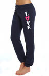 PJ Salvage Queen of Hearts Love Sweatpant NQUEP4