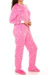 PJ Salvage Plush Polar Footsie PJ PLUFT4