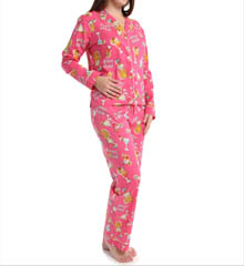 PJ Salvage Playful Prints PJ Set PPLAPJ3