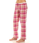 Bali Sunset Plaid Pant Image