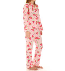 PJ Salvage Sweet Sets Watermelon PJ Set QSWEPJ1