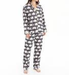 Fall Into Flannel Elephant PJ Set Image