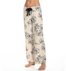 Luxe Ink Floral Luxe Pants Image