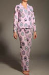 Dogs Cotton Voile PJ Set