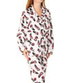 PJ Salvage Shoe Lover Flannel PJ Set SHOPJ