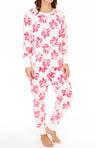 PJ Salvage Printed Ski Jammies SKIPSET