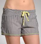 Summer Separates Stripe Short