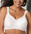 Playtex 18 Hour Airform Comfort Lace Wirefree Bra 4088