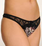 Pleasure State White Label Porcelain Thong 37-2188