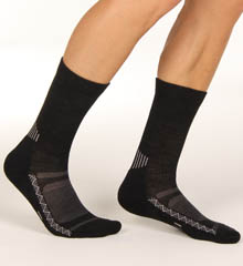 Point 6 Active Light Crew Sock