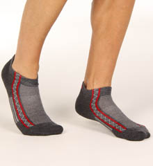 Point 6 Running Extra Light Mini Crew Sock