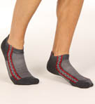 Point 6 Running Extra Light Mini Crew Sock 1162