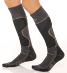Point 6 Ski Medium Over The Calf Socks 1432