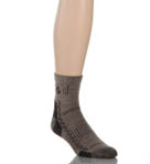 Hiking Tech Light Merino Wool Mini Crew Sock