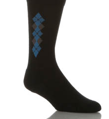 Argyle Light Crew Sock