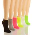 Polo Ralph Lauren Blue Label RL Sport Ped Sock - 6 Pair Pack 7270000