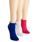 RL Sport Cushion Foot Sock - 3 Pair Pack