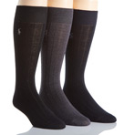 Polo Ralph Lauren 3 Pack Merino Wool Dress Socks 8082PK
