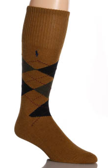 Five Diamond Argyle Cotton Sock